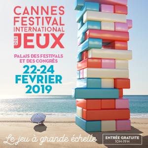 Festival International des Jeux - Cannes