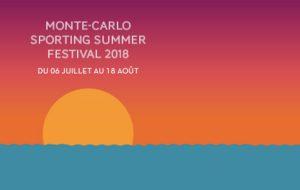 Monte-Carlo Sporting Summer Festival !