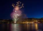 Les soirées pyrotechniques : un rendez-vous incontournable sur la Côte d'Azur !