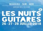 Les Nuits Guitares (Guitar Evenings) – Beaulieu-sur-Mer