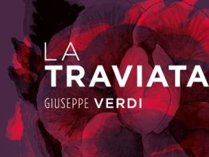 Opéra <i>La Traviata</i> à l'Opéra de Monte-Carlo
