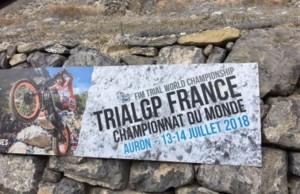 Championnats du Monde de Trial à Auron