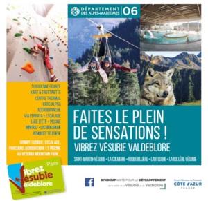 Envie d'activités 100% nature ? Pensez au Pass Vibrez Vésubie Valdeblore !
