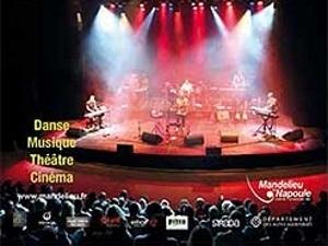 Festival <i>Les Nuits de Robinson</i> - Mandelieu-La Napoule