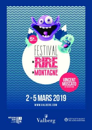 The Rire en Montagne Mountain Comedy Festival