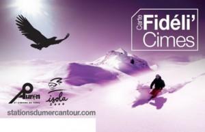 Skiez moins cher avec Fidéli'Cimes !