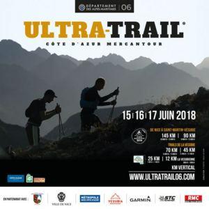 Ultra-Trail® Côte d�fAzur Mercantour