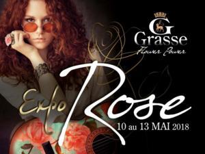 Expo Rose à Grasse