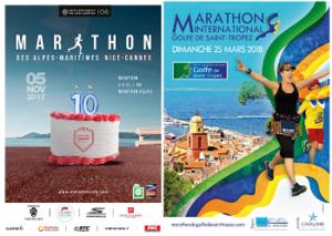 Offre Marathons Côte d'Azur France