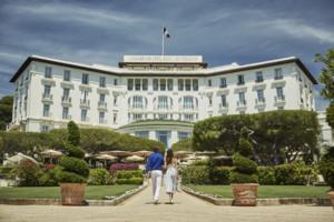 Grand Hôtel du Cap Ferrat*****,our new sponsor Top Fans Côte d'Azur France