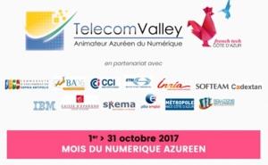 Mois du Numérique Azuréen (1er - 31 octobre 2017)