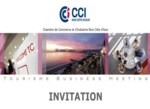 Tourisme Business Meeting - Mercredi 25 Octobre 2017 - Nice