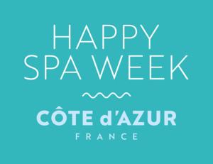 Lancement de l'offre Happyspa Week Côte d'Azur France