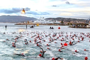 5e Polar Cannes International Triathlon
