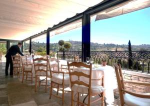 Hôtel et Restaurant Alain Llorca, parrain du Top Fans Côte d'Azur France