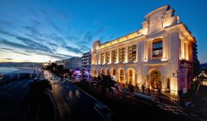 Hyatt Regency Nice Palais de la Méditerranée, nouveau parrain du Top Fans Côte d'Azur France !