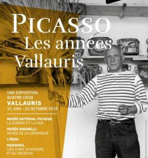 Exhibition: Picasso's Vallauris Years