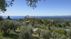 Le Château Saint-Martin & Spa, nouveau parrain du Top Fans Côte d'Azur France !