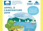 Appel à candidature Pavillon Bleu 2019