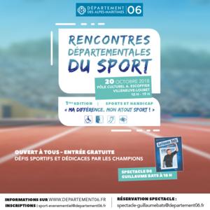 1ères Rencontres Départementales du Sport