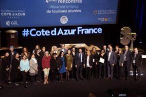 Lancement du Cluster Culture et Tourisme Côte d'Azur France !