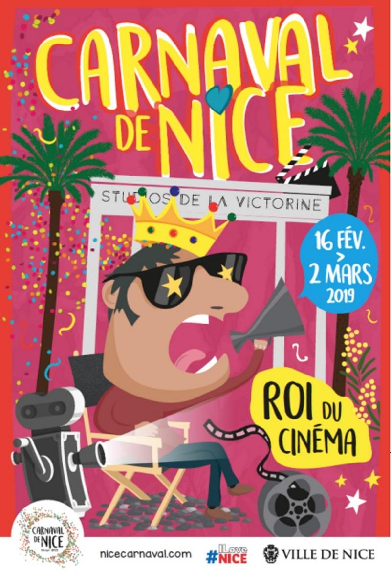 Francois Illas New Tradition: Carnaval De Nice