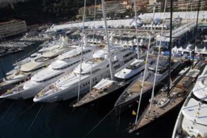 27e monaco yacht show c te d 39 azur france 27e monaco - Salon du yacht monaco ...