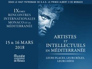 """Résultat de recherche d'images pour """"Artistes et intellectuels en Méditerranée : Leurs places, leurs rôles, leurs défis"""""""