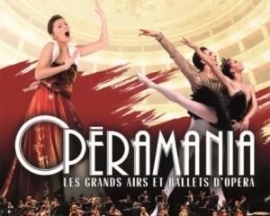 Opéra ballet de moscou &;opéramania&;, les grands airs et ballets d