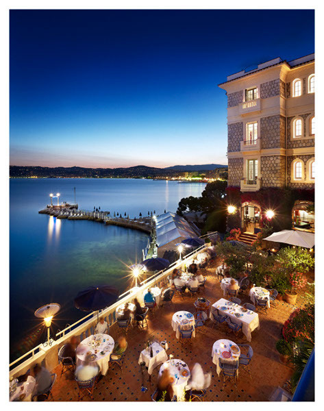 Belles rives belles rives for Hotels juan les pins
