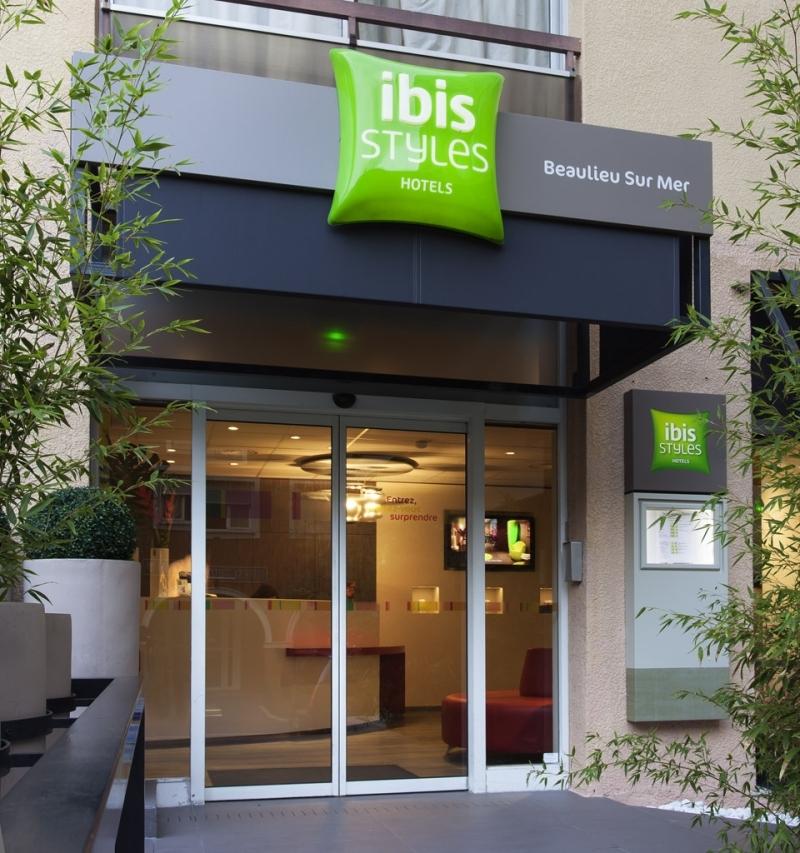 Ibis styles beaulieu sur mer c te d 39 azur france ibis - Office de tourisme de beaulieu sur mer ...