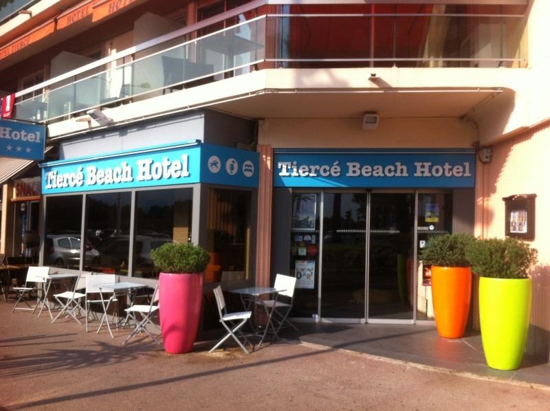 Tierce Beach Hotel - C U00f4te D U0026 39 Azur France