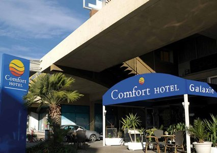 Comfort hotel galaxie c te d 39 azur france comfort hotel - Office de tourisme saint laurent du var ...