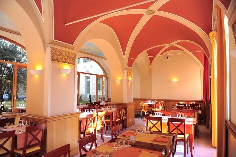 Hotel Le Prieure St Dalmas