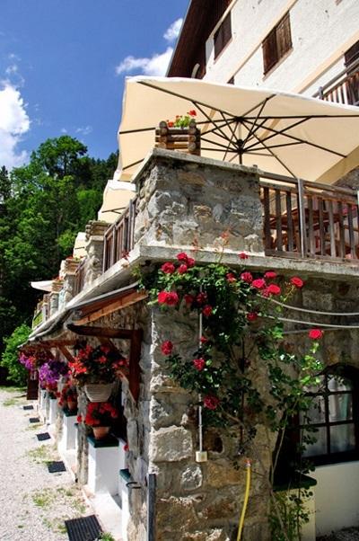 Hotel Le Boreon St Martin Vesubie