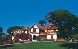 Golf old course cannes mandelieu c te d 39 azur france - Mandelieu la napoule office du tourisme ...