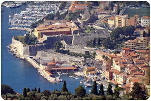Citadelle saint elme citadelle saint elme - Port de la darse villefranche sur mer ...