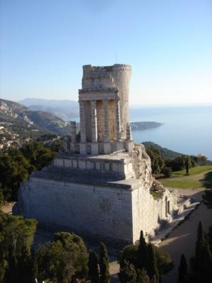 Trophee Des Alpes Trophee D Auguste C 244 Te D Azur France