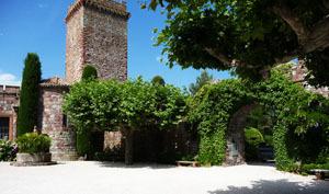 Jardins du chateau de la napoule c te d 39 azur france - Office de tourisme mandelieu la napoule ...