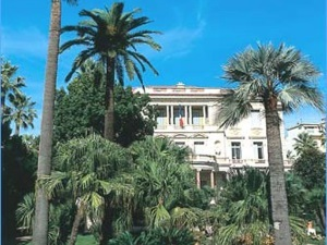 Jardin de la villa massena jardin de la villa massena for Jardin villa ratti nice