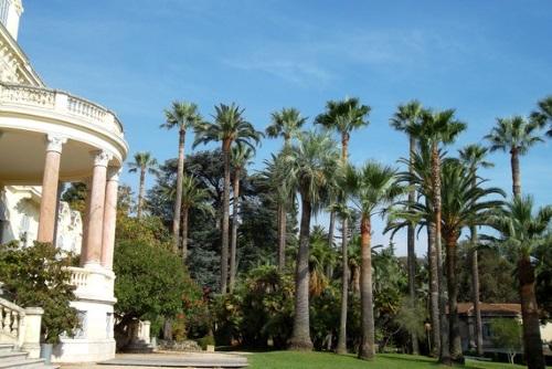 Jardin de la villa rothschild jardin de la villa rothschild for Jardin villa rothschild
