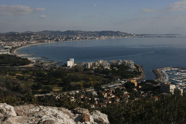 Parc departemental du san peyre c te d 39 azur france - Office de tourisme mandelieu la napoule ...