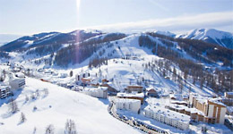 Valberg skiing resort