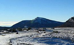 Observatoire du Plateau de Carlern à Caussols