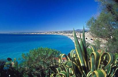 Entre ville et Méditerranée