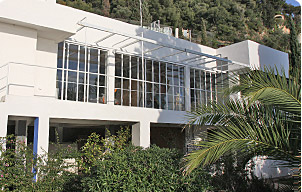 The house of Eileen Gray - Roquebrune-Cap-Martin