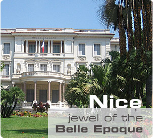 Nice, jewel of the Belle Epoque
