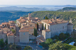 Castles on the French Riviera