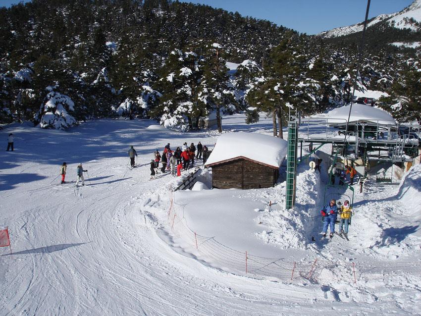 La neige est l ce week end tout est ouvert for Jardin ouvert ce week end