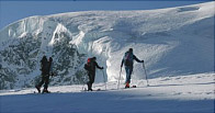 Raid à ski